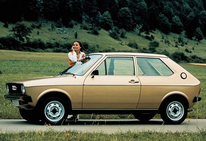 Le saviez-vous ? La première Volkswagen Polo était une Audi… #1