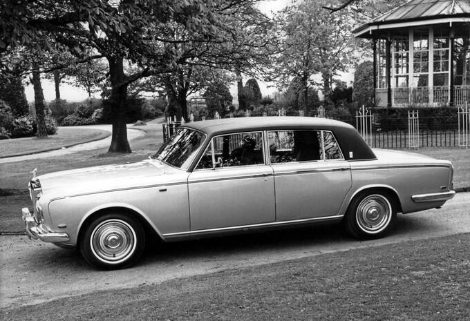 La bonne affaire de la semaine : Rolls-Royce Silver Shadow (1965-1980) #1