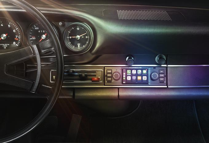 Klassieke Porsches krijgen nu ook modern infotainment #1