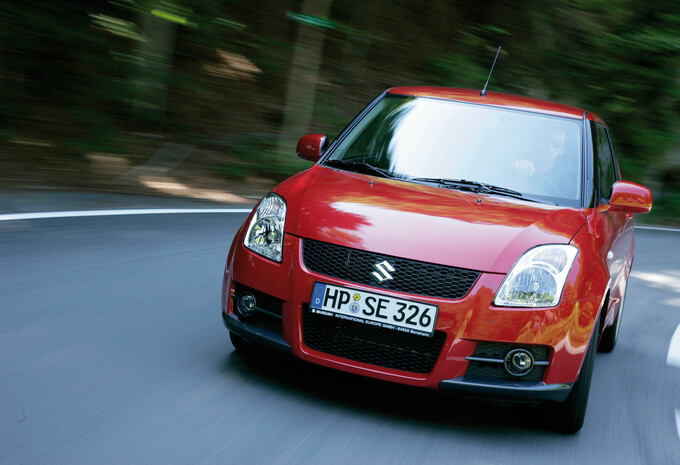 Throwback: Suzuki Swift Sport (2005-2012) #1