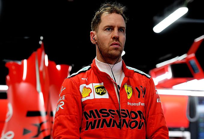 Sebastian Vettel verlaat Ferrari en legt uit waarom #1