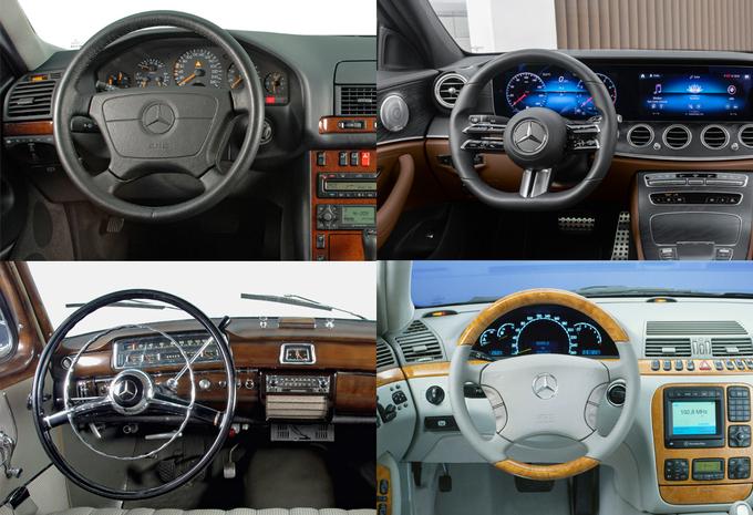Welk Mercedes-stuur vind jij het mooiste? #1