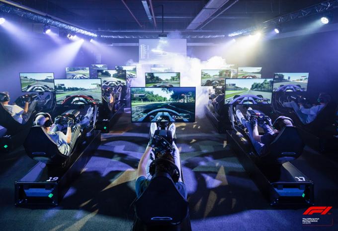 Eerste F1 Racing Centre gaat open in Utrecht #1