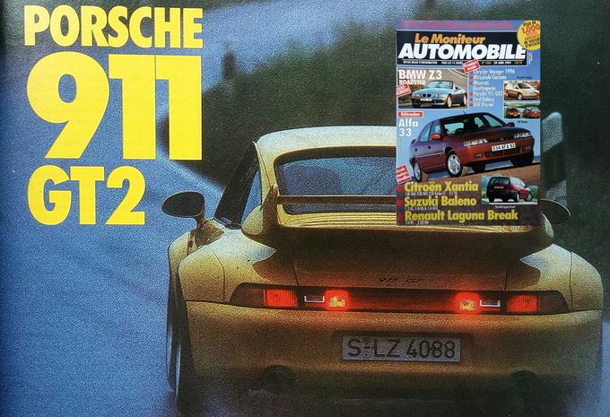 Que pensait Le Moniteur Automobile de la Porsche 911 GT2 en 1995 ? #1