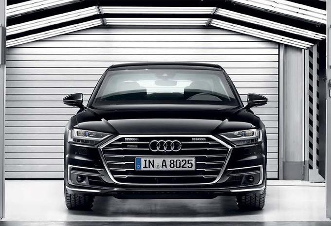 Waarom vraagt Audi 700.000 euro voor deze A8? #1
