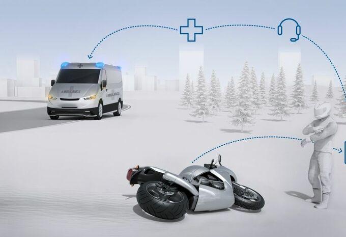 Un SOS automatique pour les motards #1