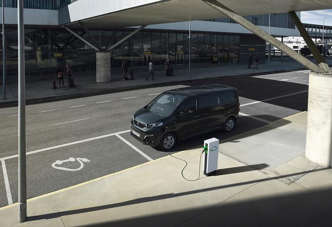 Peugeot e-Traveller : l'électrique en famille nombreuse #1