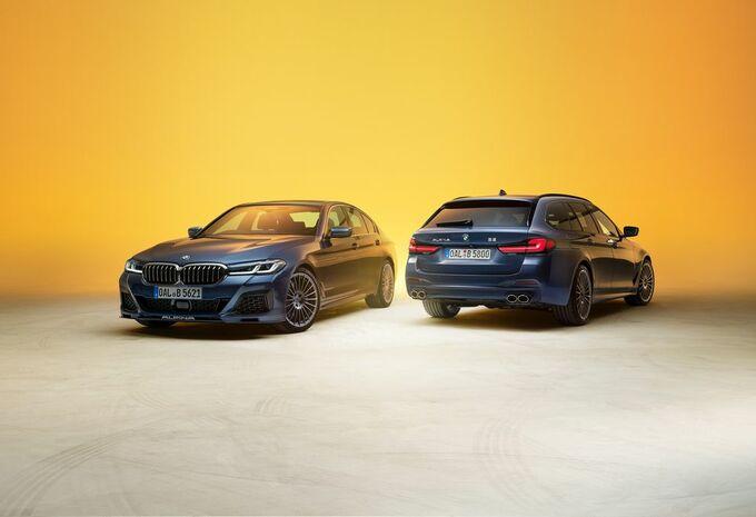 BMW Alpina B5 en D5 S: optimalisatie #1