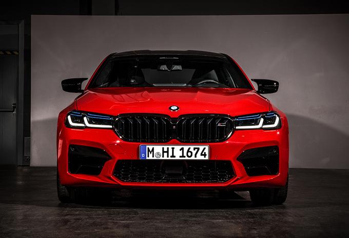 BMW M5 : aussi puissante, mais plus polyvalente #1
