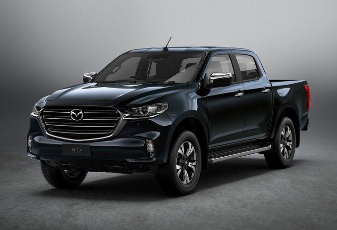 Mazda BT-50 : après 9 ans #1