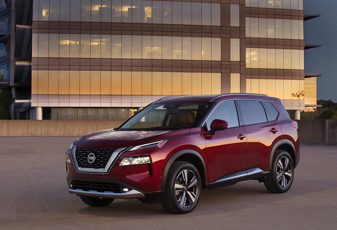 Nissan X-Trail : présentée aux États-Unis #1