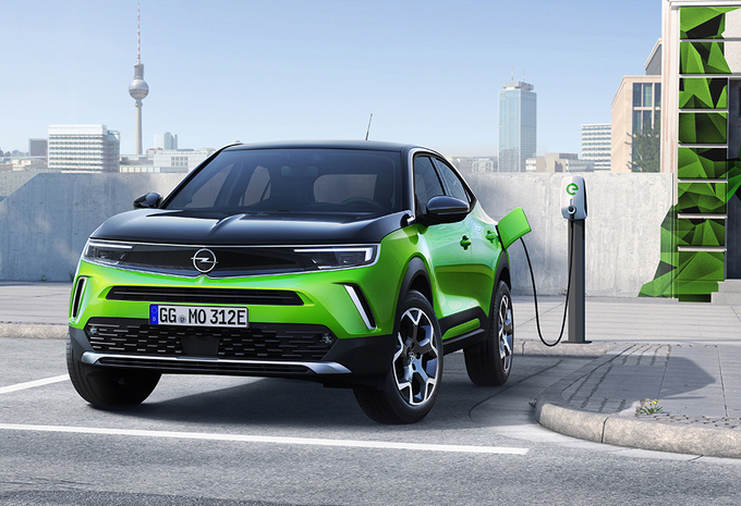 Opel Mokka : directement électrique #1