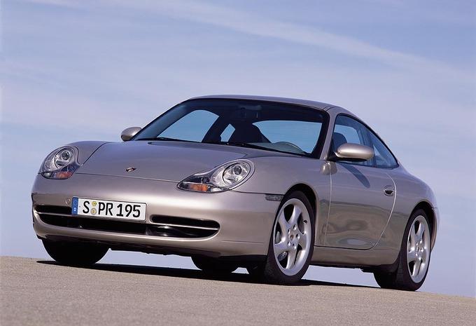 Throwback: Porsche 911 / 996 (1998-2004) #1