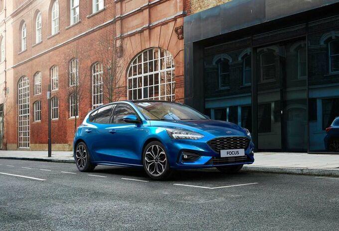 Ford Focus MHEV : booster électrique #1