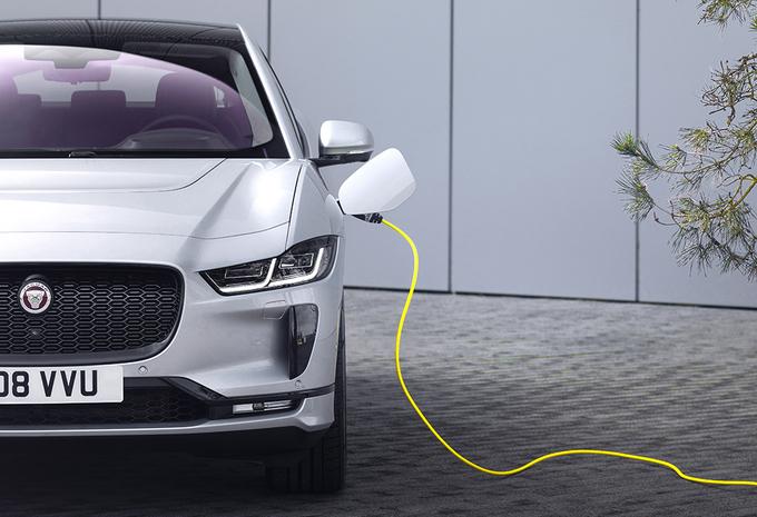 Jaguar I-Pace: modeljaarupdate geeft sneller opladen #1