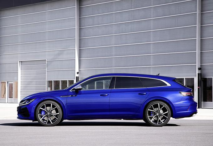 Officieel: facelift VW Arteon introduceert Shooting Brake, eHybrid en R #1