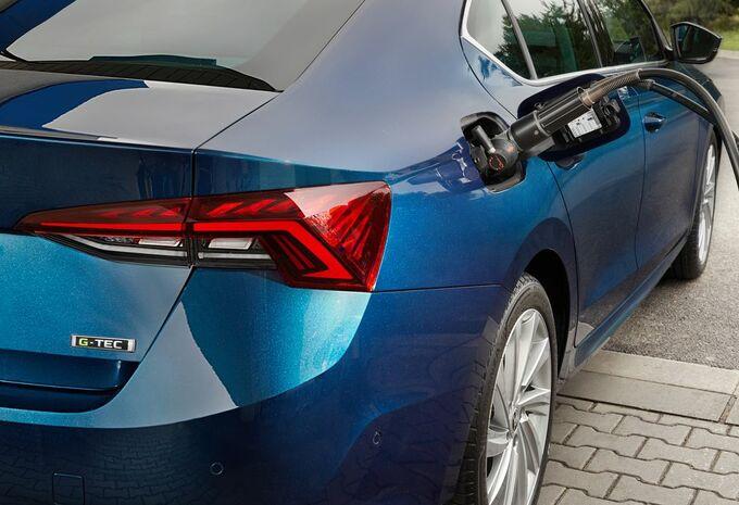 Škoda Octavia G-Tec : au gaz naturel #1