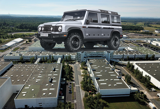 Ineos va-t-il racheter l'usine Smart en France ? #1