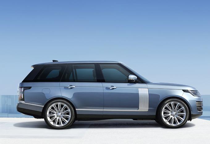 Jarige Range Rover krijgt mildhybride dieselmotor #1