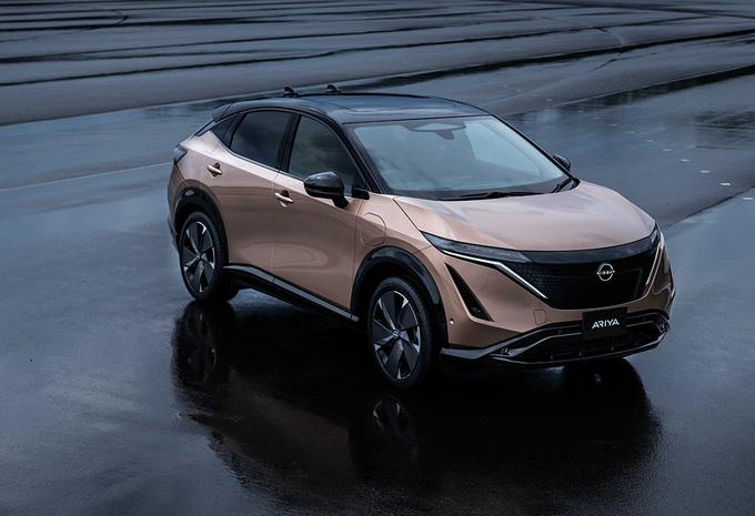 Nissan Ariya : le modèle électrique de l'espoir #1