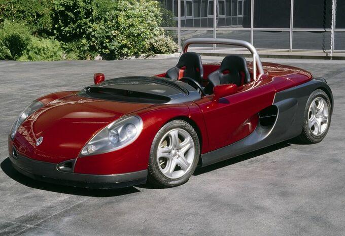 Renault Spider : c'était il y a 25 ans #1