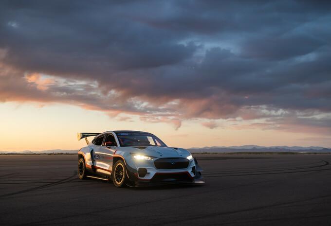 Ford Mustang Mach-E 1400 : pour démontrer le potentiel électrique #1