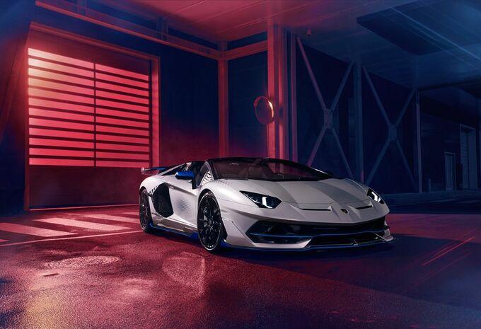 Lamborghini Aventador SVJ Xago Edition : pour lancer un service virtuel #1