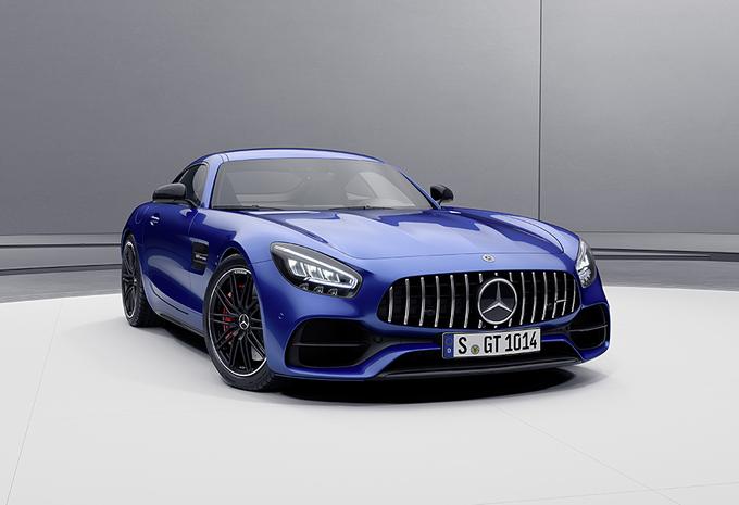 Mercedes-AMG GT: aanbod versimpeld #1