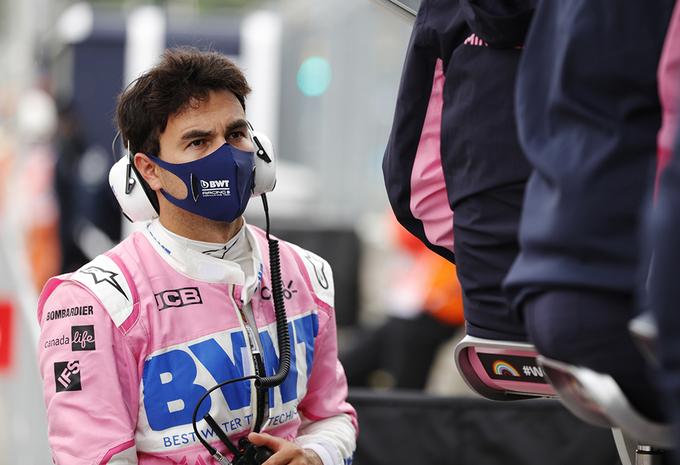 F1: Pérez test positief op corona, Hülkenberg als vervanger! - UPDATE #1