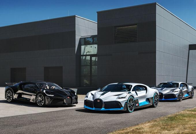 Bugatti Divo: het eerste exemplaar is klaar #1