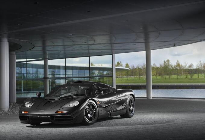 McLaren F1 : à partir de 18 millions d'euros #1