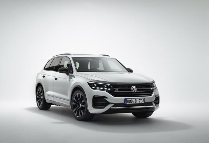 VW Touareg V8 TDI na slechts één jaar op pensioen #1