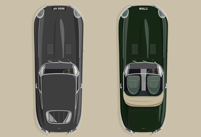 Jaguar E-Type 60 Edition, voor mensen met keuzestress #1