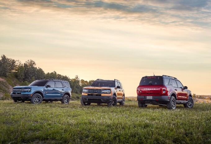 Ford stuurt geen enkele Bronco naar Europa #1