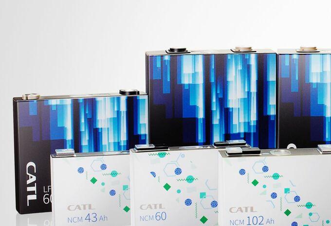 Groenere batterijen voor elektrische auto's #1