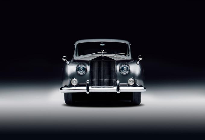 La première Rolls électrique est une Phantom de 1961 #1