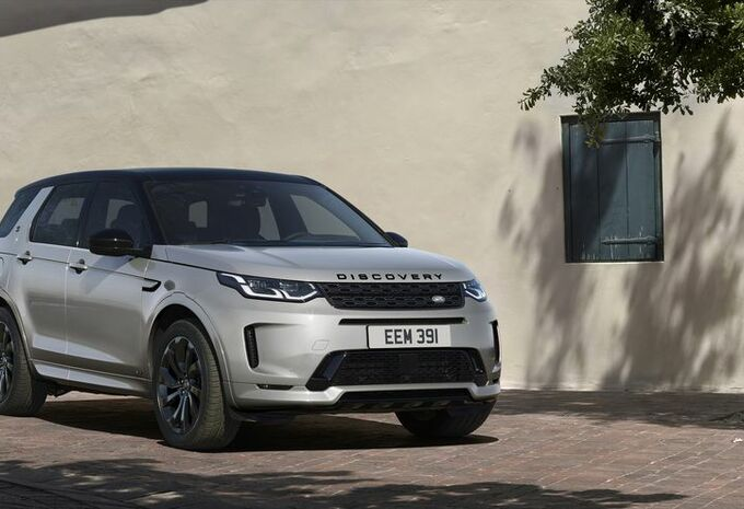 Land Rover Discovery Sport : Diesel microhybrides et P290 #1