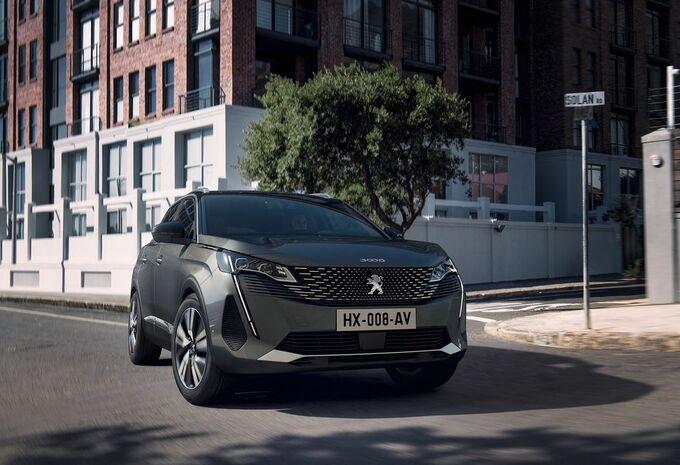 Peugeot 3008 : nouvelle tête #1