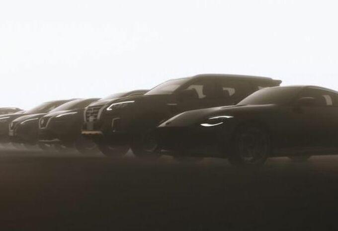 Nissan 400Z : attendue avec un retard probable de 2 ans #1