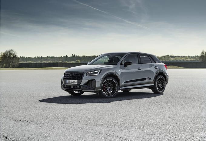 Audi Q2 : un lifting dans le détail #1