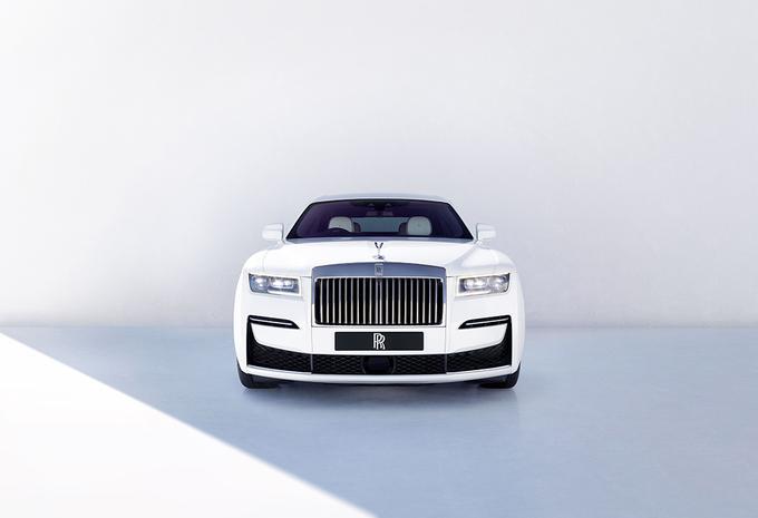 Rolls-Royce Ghost: tweede generatie luxelimousine #1
