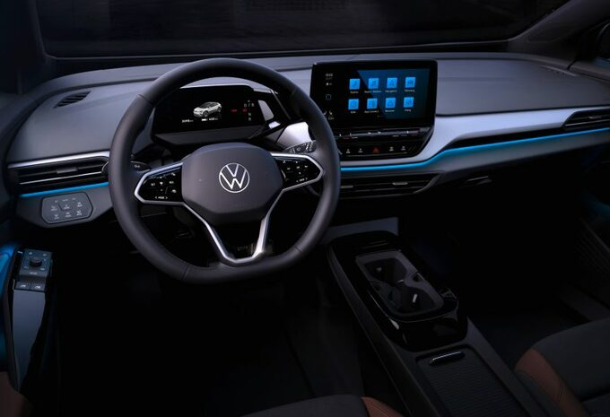Volkswagen dévoile l'intérieur de l'ID.4  #1