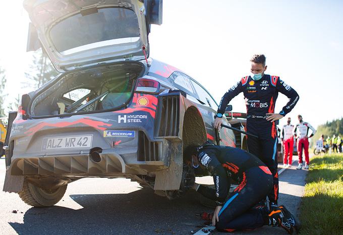 Tänak wint rally van Estland, slechte WRC-herstart voor Neuville #1