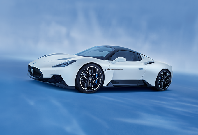 Maserati entre dans une nouvelle ère avec la MC20 #1