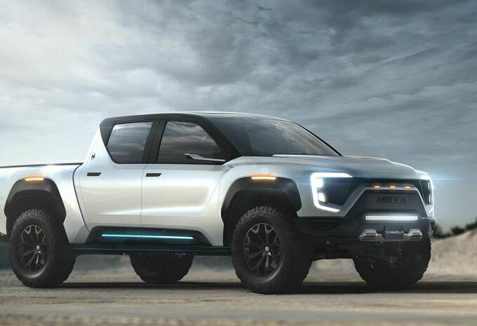 General Motors s'associe à Nikola pour produire le Badger #1