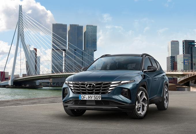 Hyundai Tucson: nieuwe generatie is officieel #1