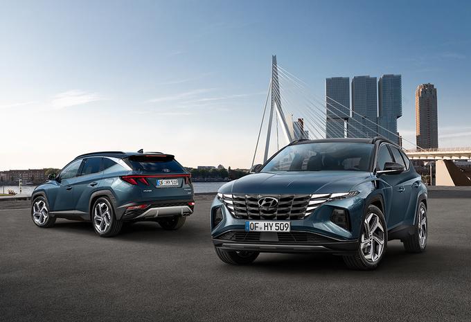 Officieel: Hyundai Tucson is radicaal anders #1