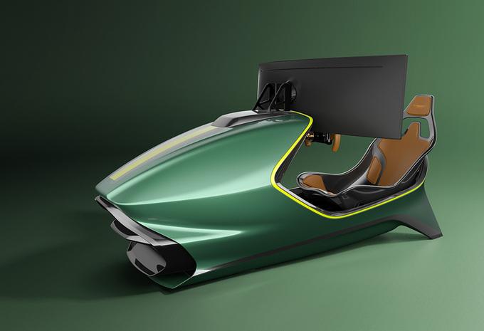 Aston Martin komt met peperdure racesimulator #1