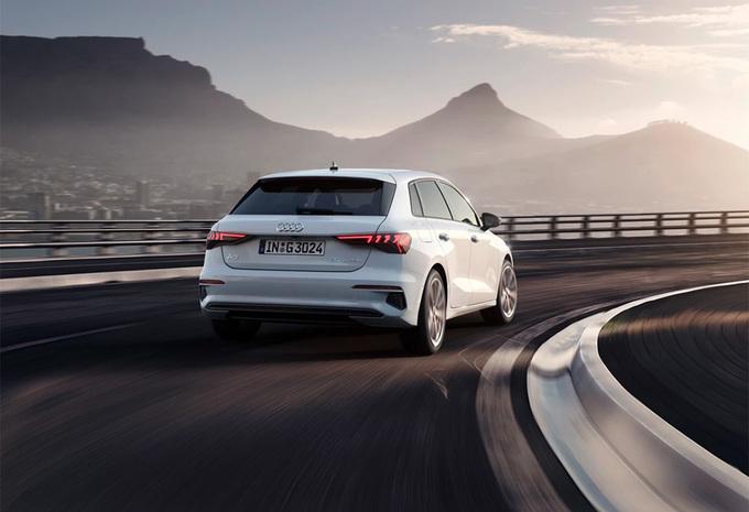 Audi lance l'A3 Sportback 30 g-tron #1