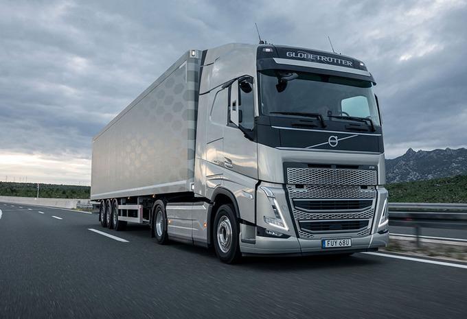 Des camions écolos grâce au CO2 #1
